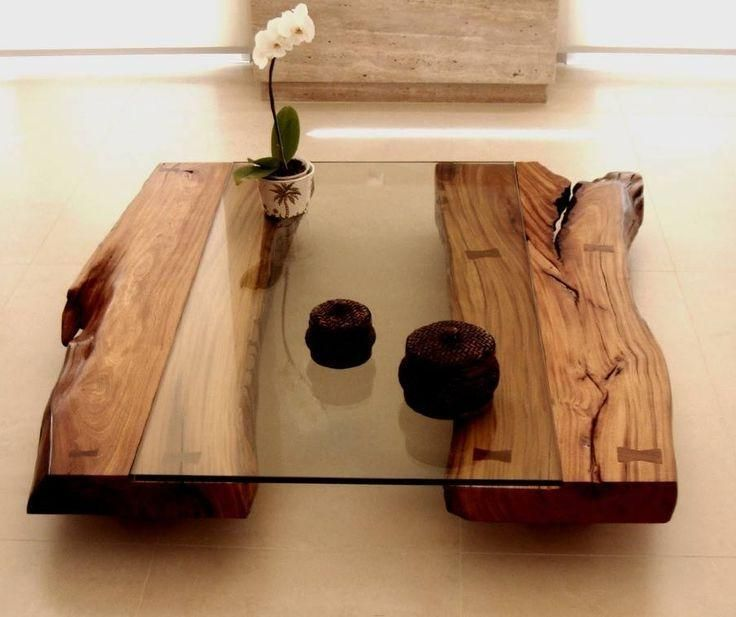 30 Best Wood Coffee Table Ideas and Designs For Your Dream Home – InteriorSherpa