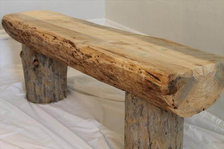 30 DIY Log Wood Ideas To Decor Your Home