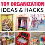 30+ Easy Clever Toy Organization Ideas - This Tiny Blue House