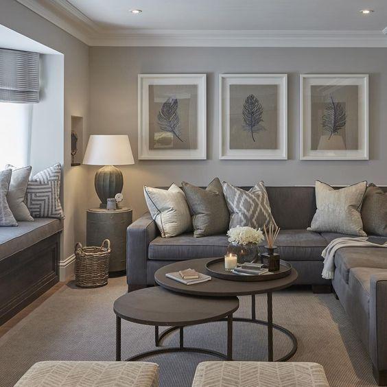 30 Elegant Living Room Colour Schemes — RenoGuide – Australian Renovation Ideas and Inspiration