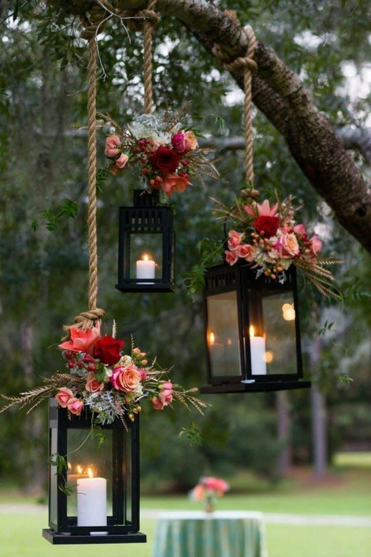30+ Fabulous Outdoor Decorating Ideas to Host a Fall Party
