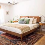 30+ Famous Bedroom Ideas with Beautiful Rug Decor | Elonahome.com - https://pickndecor.com/ideas