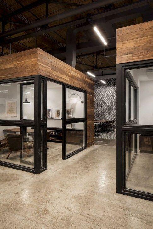 30+ Gorgeous Modern Office Design Ideas