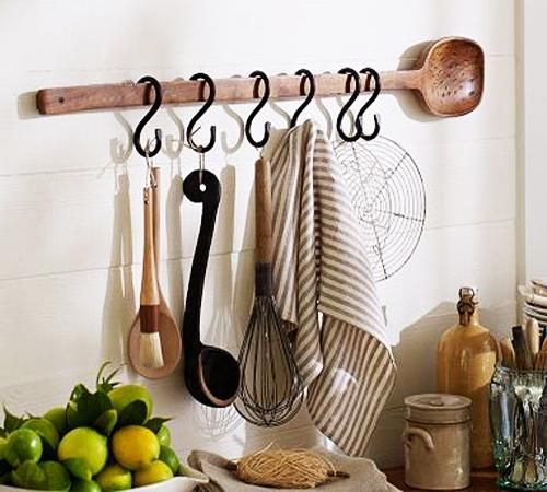 30 Ideas for Interior Decorating with Wooden Spoons Adding Ethnic Chic to Modern Homes