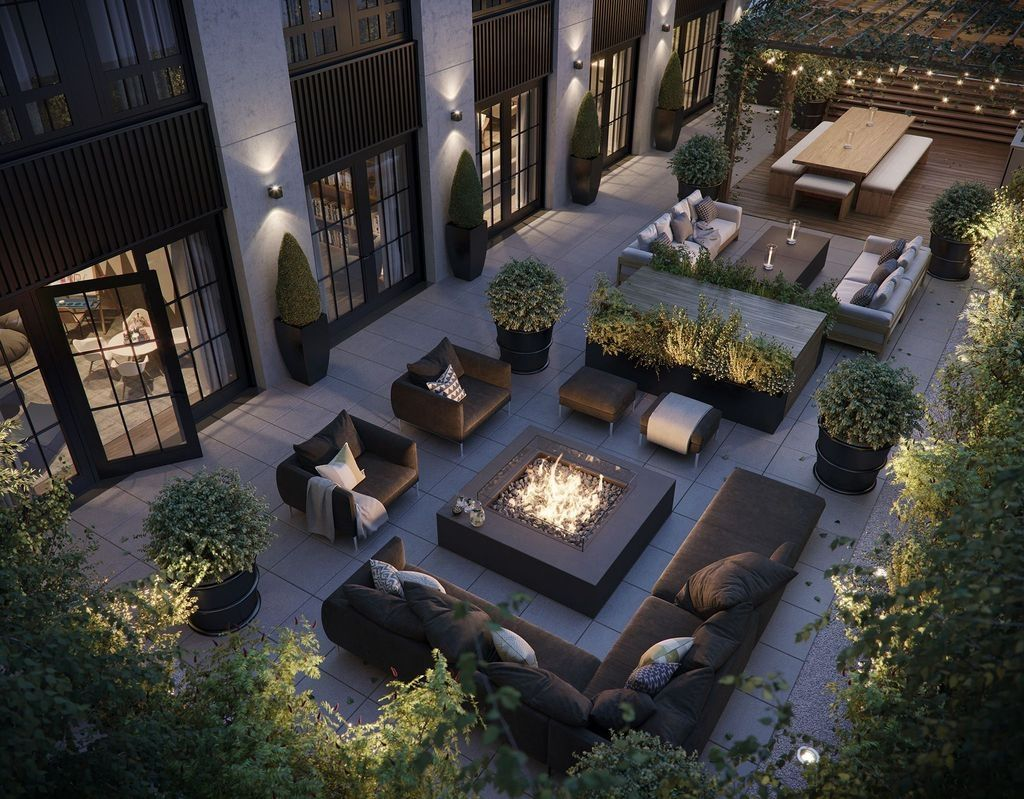 30+ Stunning Roof Terrace Decorating Ideas That You Should Try