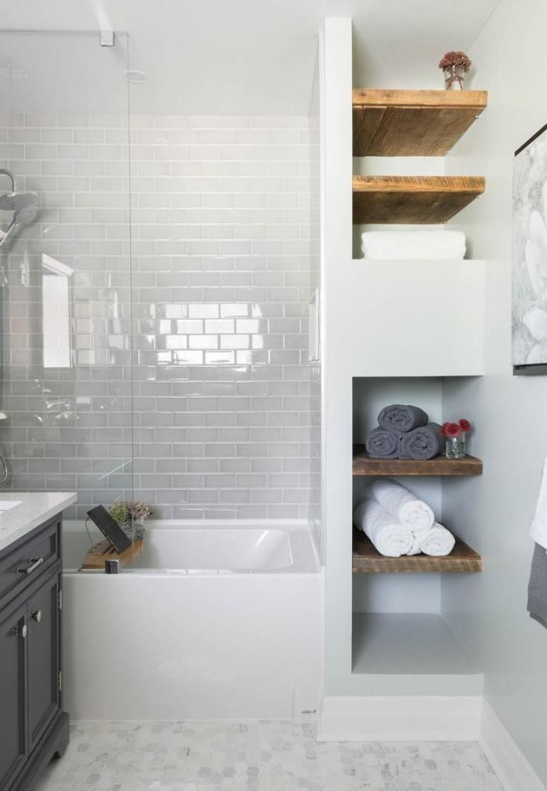 30 Tips to Make a Small Bathroom Remodel Ideas Better