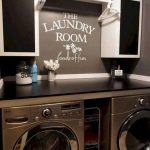 30+ Unique Laundry Room Decoration Ideas Just For You