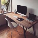 30 minimale Arbeitsplätze, die Sie in Ihrem eigenen Zuhause lieben würden - https://pickndecor.com/dekor