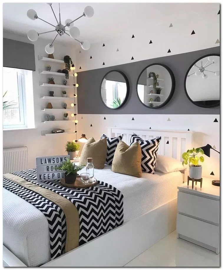 30 söta tonårsflickor sovrumsidéer #girlbedroom #bedroomideas # bedroomdecor ~ Ho … – https://pickndecor.com/hem