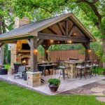 31+ Ideas For Backyard Gazebo Decorations Cabanas
