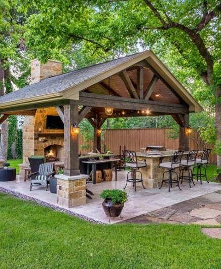 31+ Ideas For Backyard Gazebo Decorations Cabanas