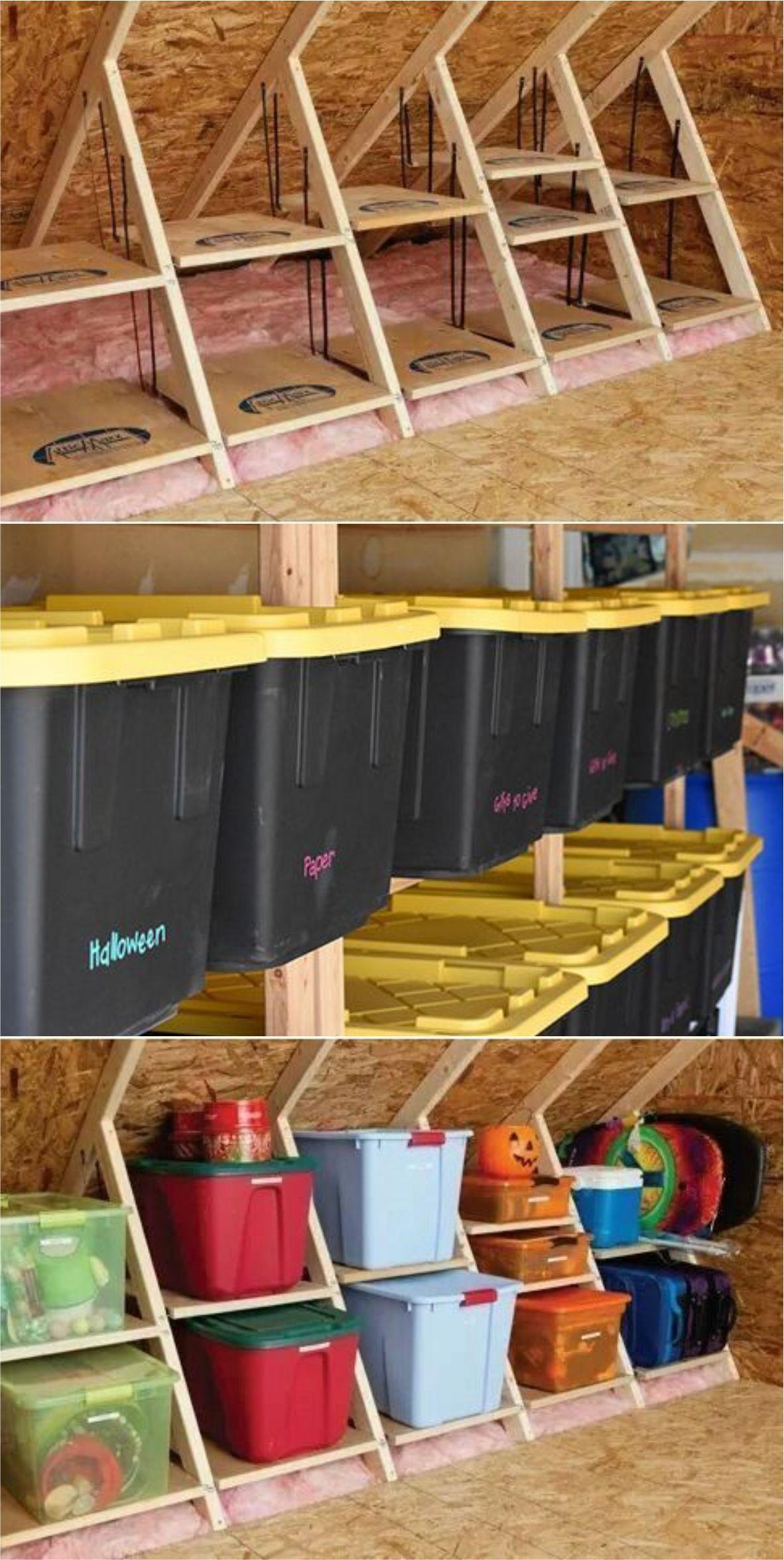 31+ Perfect Ideas for Garage Storage