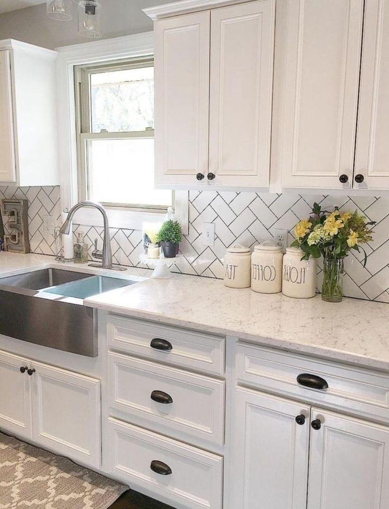 31 Ways Tips Remodel White Kitchen Makeover