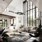 31 most popular contemporary living room decor interior designs need you copy 5 | lingoistica.com