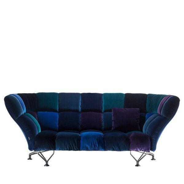 33 Cuscini 3-Seater Sofa