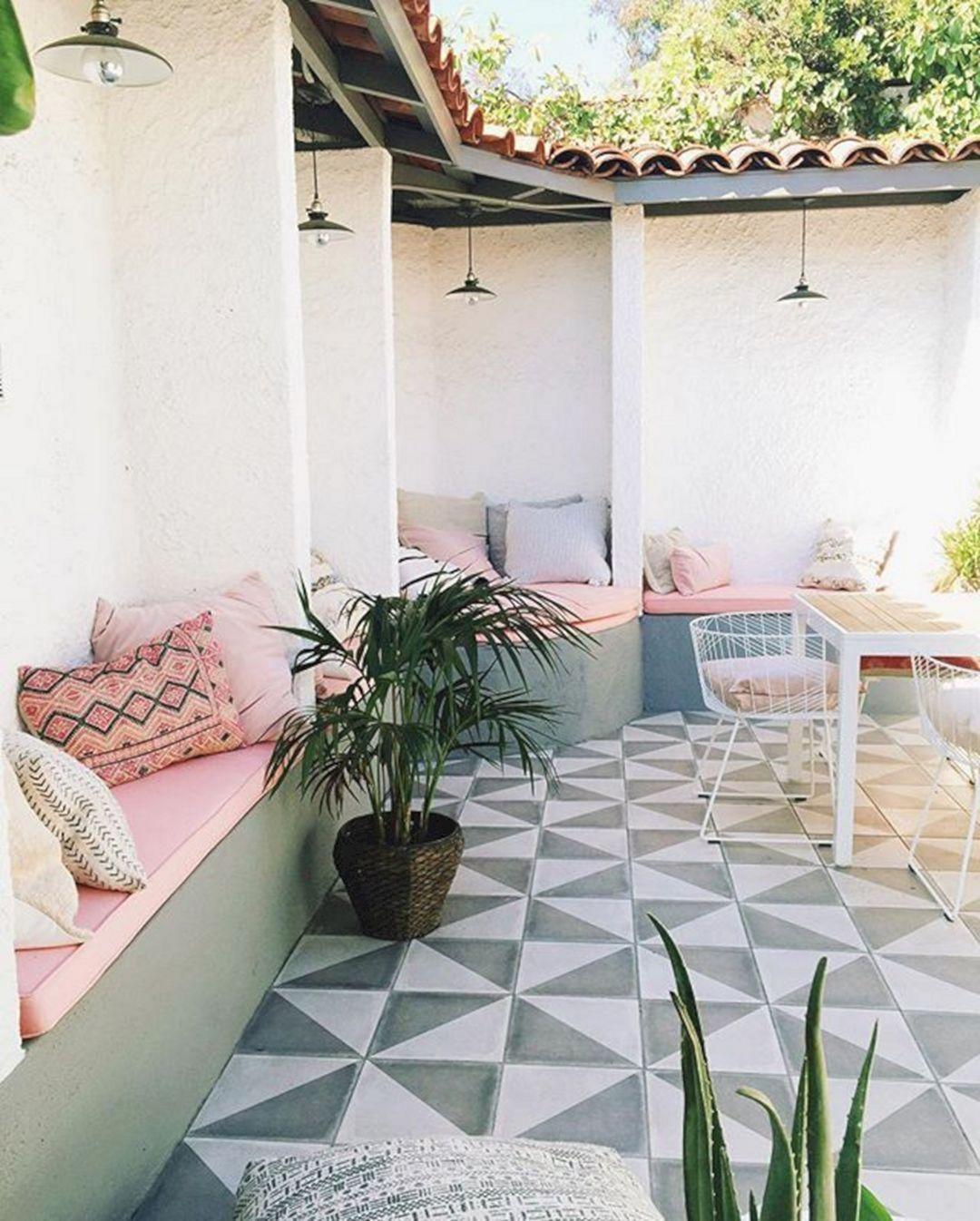33 Gorgeous Bohemian Outdoor Patio Designs For Cozy Outdoor Space Idea – DEXORATE