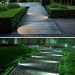 33 Perfect Walkway Landscape Lighting Ideas - worldefashion.com/decor