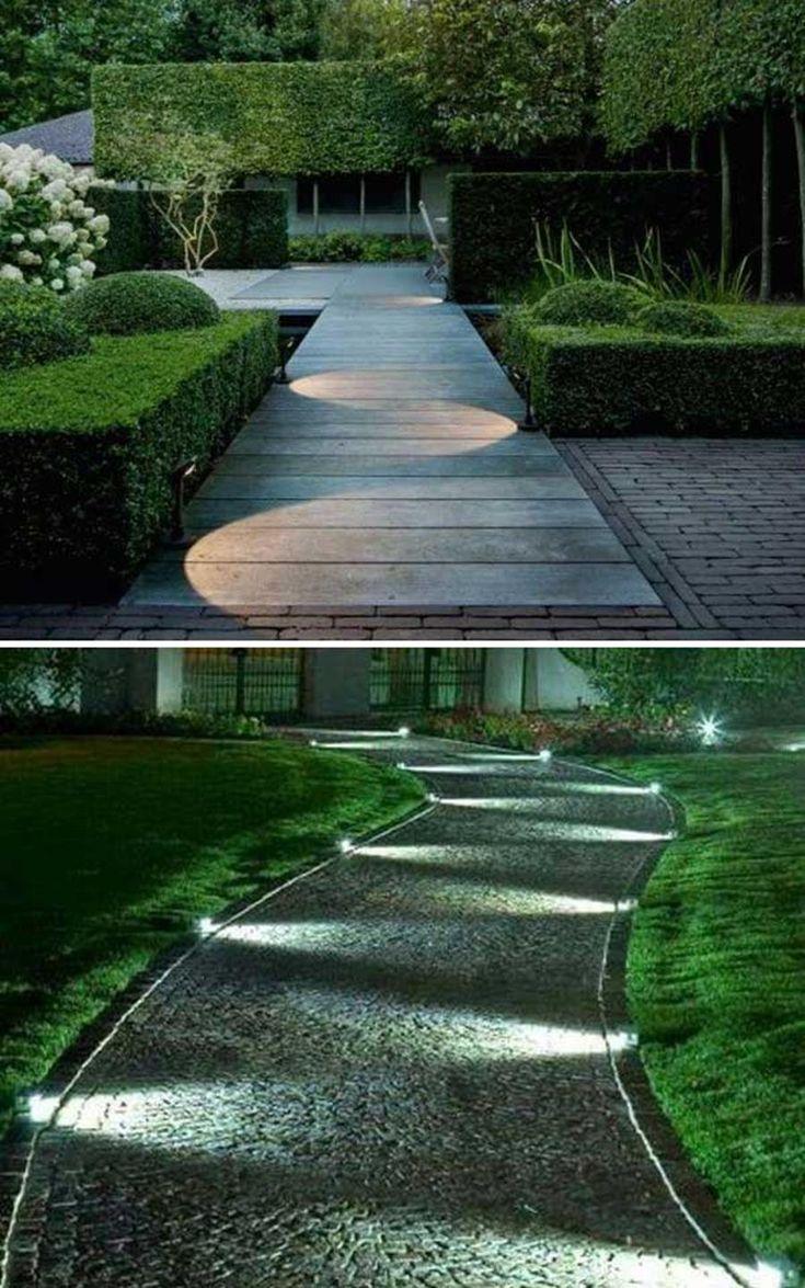 33 Perfect Walkway Landscape Lighting Ideas – worldefashion.com/decor
