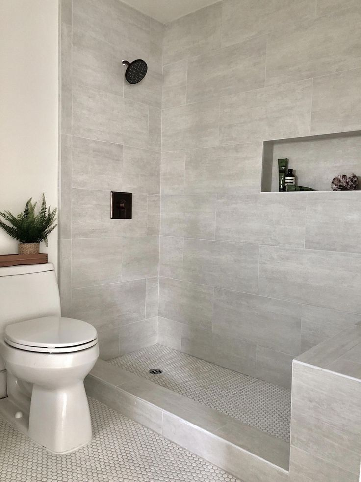 33 tile ideas for small bathrooms 29 | Justaddblog.com