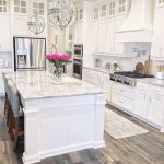 34 Perfect White Kitchen Lighting Ideas You'll Love
