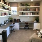 34 Wonderful Home Office Design Ideas - LUVLYDECORA