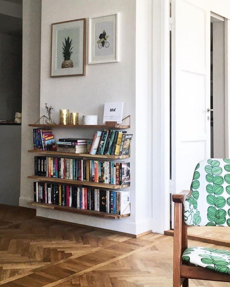 35 Amazing DIY Bookshelves You Can Do – rengusuk.com