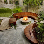 35+ Cool and Fresh Backyard Landscaping Ideas