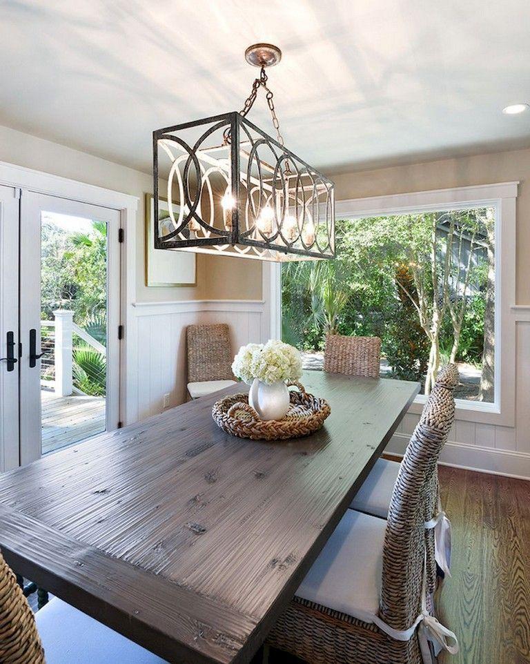 35  Gorgoeus Ideas For Dining Room Lighting