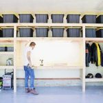 36 Inspiring Garage Organization Hacks Ideas - OMGHOMEDECOR