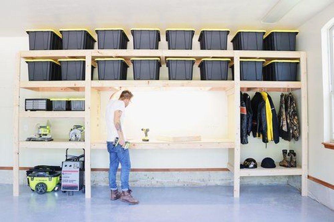 36 Inspiring Garage Organization Hacks Ideas – OMGHOMEDECOR