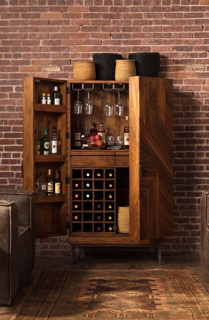 36 Worthy Home Bar Design Ideas for a Cozy Night Gathering