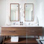 37 Amazing mid-century modern bathrooms to soak your senses - pickndecor/home