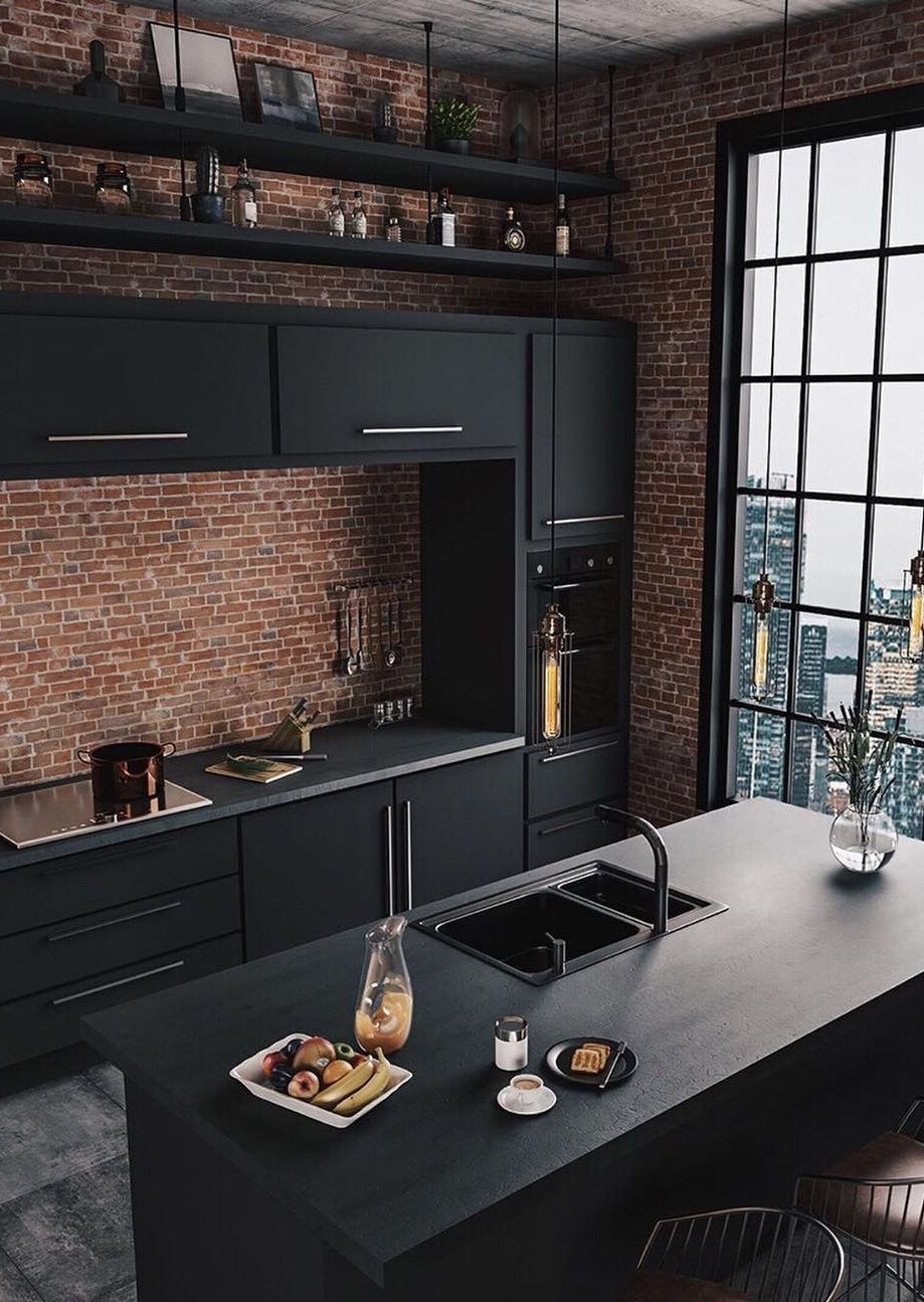 37 Top Kitchen Trends Design Ideas and Images for 2019 Part 9 – https://pickndecor.com/interior