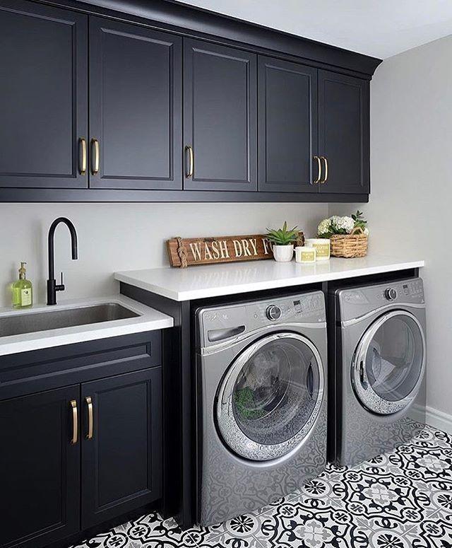38 Fantastic DIY Laundry Room Design Ideas – Homiku.com