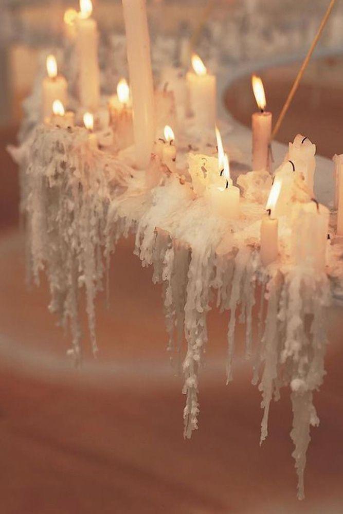 39 Beautiful Ways To Use Candles At Your Wedding | Wedding Forward