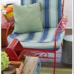 4 Tips for Finding Cushions for Vintage Outdoor Furniture - Finding Home Farms