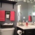 40 Best Color Schemes Bathroom Decorating Ideas on a Budget 2019 31 - ViraLinspirationS