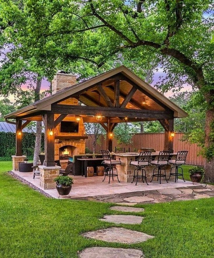 40+ Best Patio Design Ideas To Really Enjoy Your Outdoor – TRENDEHOUZZ