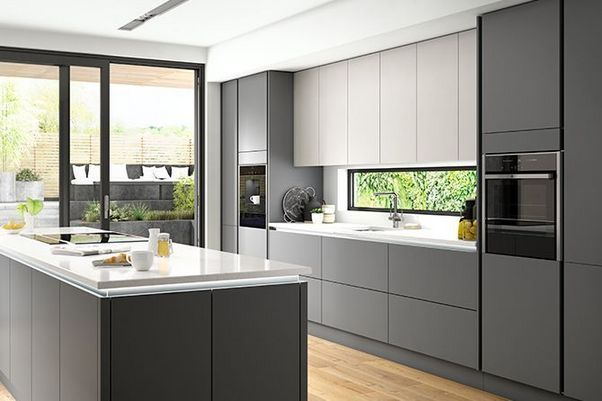 40+ Characteristics of Grey Kitchen Ideas
