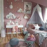 40 Gorgeous Girls Bedroom Ideas With Princess Themed Decorations