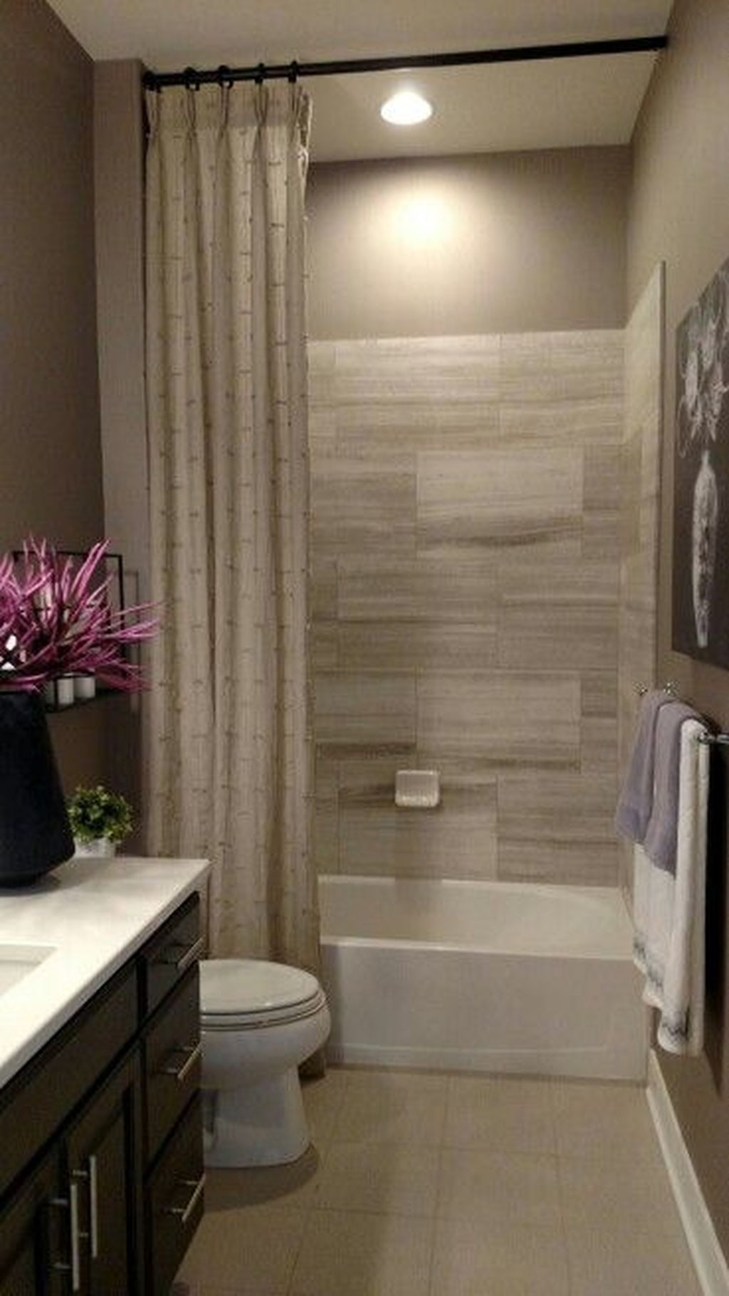 40 Inspiring Guest Bathroom Makeover Ideas