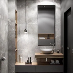 40 Modern Bathroom Design Ideas Plus Tips On How To Accessorize Yours #bathroomd...