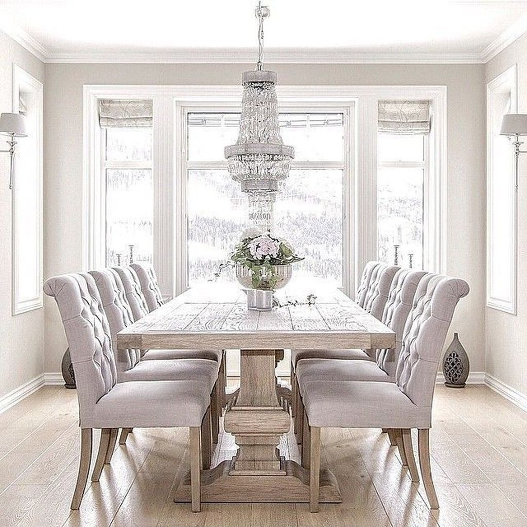 40 Ripping Luxury Dining Room Design Ideas