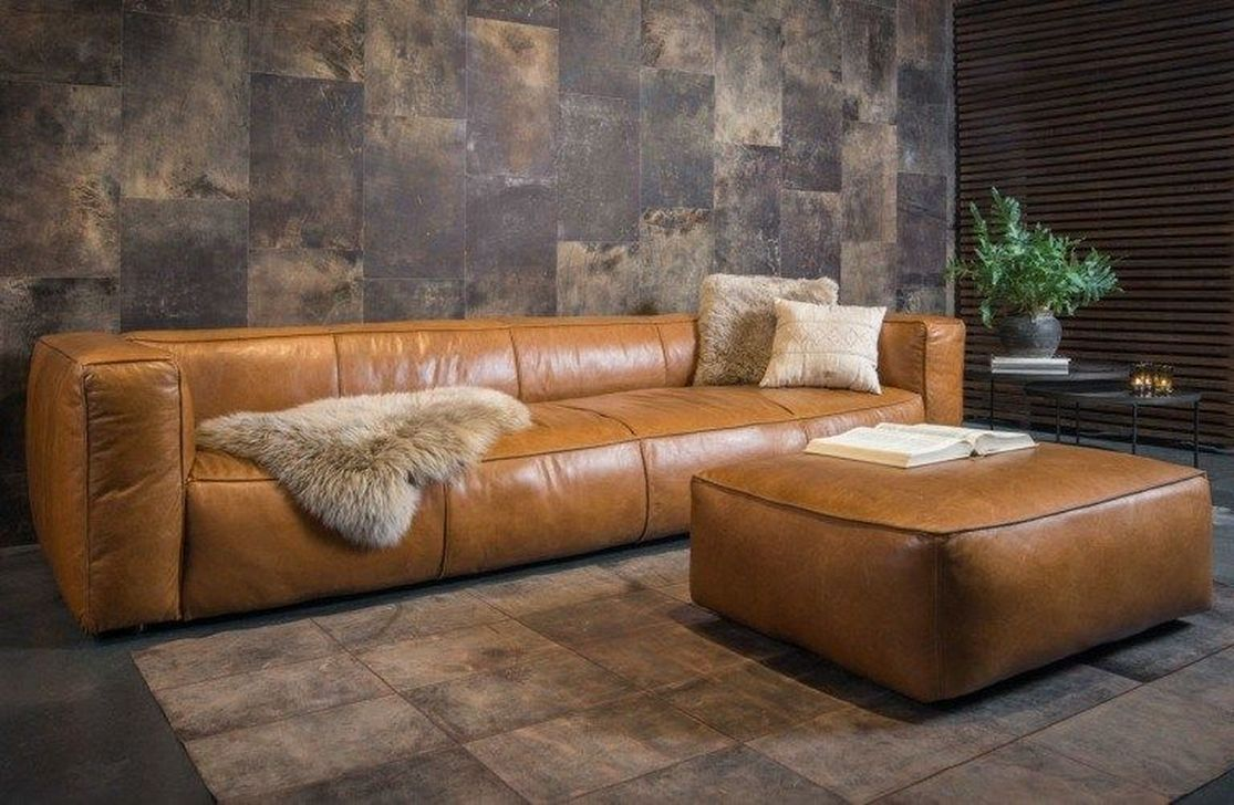41 Adorable Leather Sofa Designs Ideas – OMGHOMEDECOR