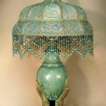 41+ Cool Vintage Victorian Lamp Shades Ideas Bedroom