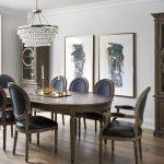 41 Elegant Glass Table Dining Room Ideas