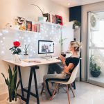 41 Genius Ways to Makeover Home Office - decorrea.com