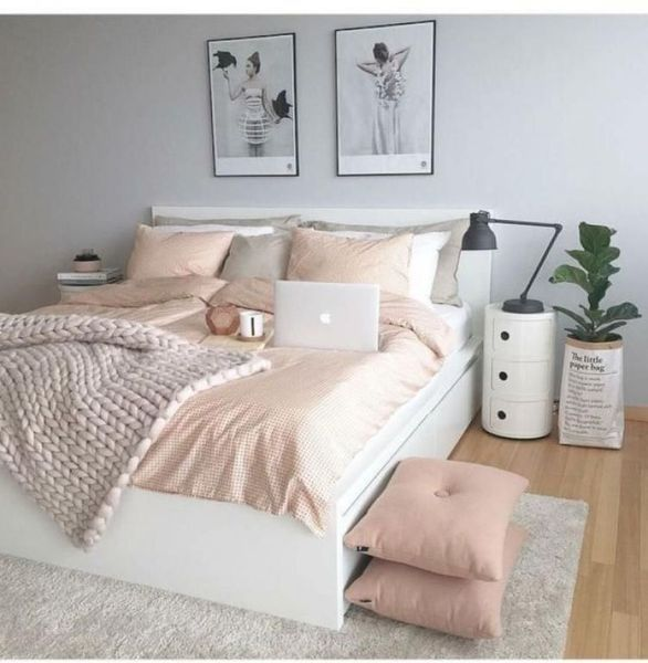 41 Incredible Bedroom Makeover and Renovation Ideas to Try Now – decorrea.com