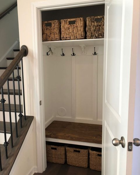 42 Amazing Mudroom Makeover and Renovation Decorating Ideas – decoarchi.com
