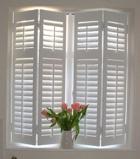 42 Simple and Elegant Plantation Shutters that Perfect your Room – worldefashion.com/decor
